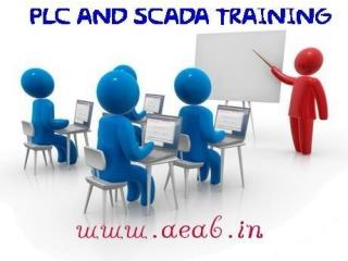 PLC and SCADA Training