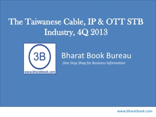 The Taiwanese Cable, IP