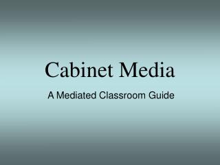 Cabinet Media