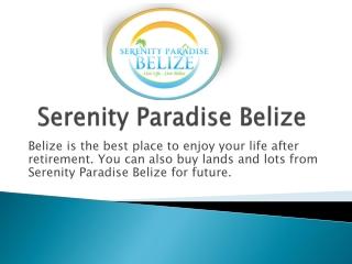 Belize Land for Sale   Lots for sale Belize