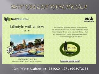 dlf valley panchkula villas
