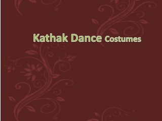 Kathak - One The Most Popular Dance of South India