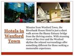 Wexford Town Hotels