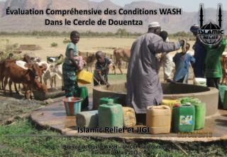 R union du Cluster WASH   UNICEF Salle Grenier Bamako, 20 Mars 2013