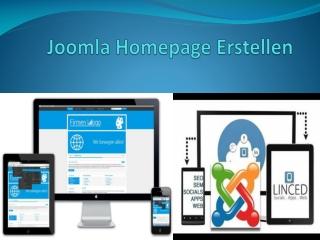Joomla Template Erstellen