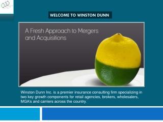 Winston Dunn, Inc