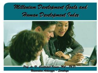 Millenium Development Goals and Human Development Index