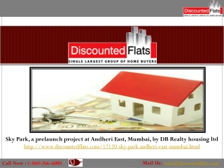 Sky Park, Andheri East | Discounted Flats