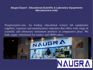 Scientific Equipments For Lab Education