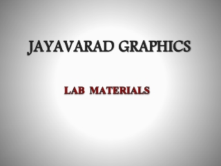 Lab-Material-Suppliers