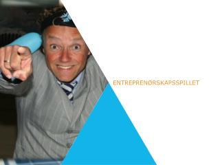 Entrepren rskapsspillet