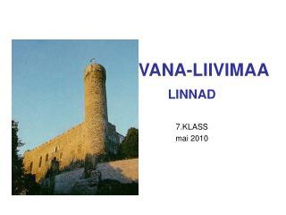 VANA-LIIVIMAA