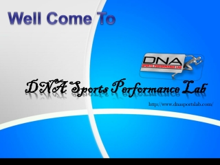 DNA Sports Performance Lab