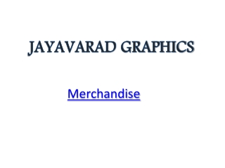 Merchandise-Supplier