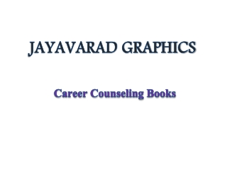 Career-Counseling-Books-Supplier