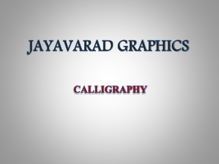 Calligraphy-Books-supplier