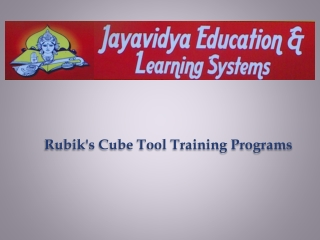 Rubik's-Cube-Training