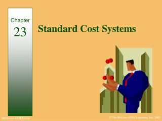Standard Cost Systems