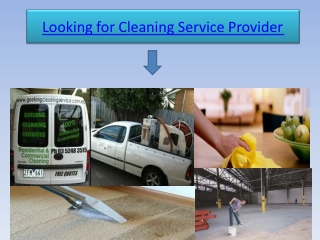Carpet Cleaning Service at Geelong