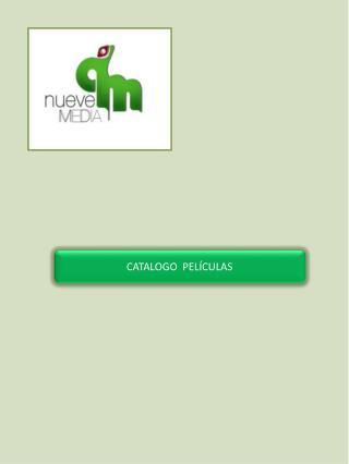 CATALOGO  PEL CULAS