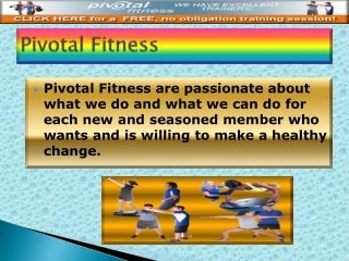 Pivotal Fitness  florida