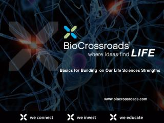 Though every state wants to be a hub for life sciences, Indiana really is one...  Life sciences accounted for 23 of all