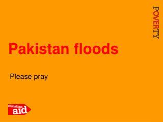 Pakistan reflection PowerPoint