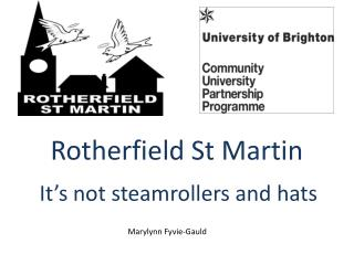 Rotherfield St Martin