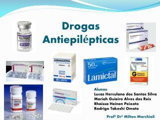 Drogas Antiepil pticas
