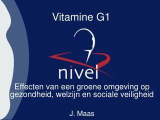 Vitamine G1