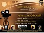 kww7nextlevel film company in association with c.a.l.a, llc