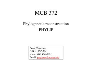 MCB 372