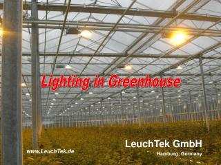 LeuchTek GmbH Hamburg, Germany