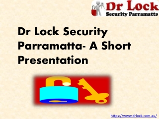 Locksmith Parramatta Never Compromises on Your Security