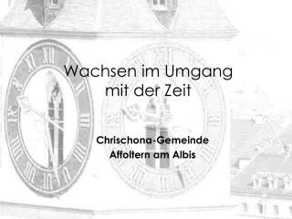 Chrischona-Gemeinde  Affoltern am Albis