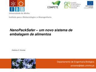 NanoPackSafer   um novo sistema de embalagem de alimentos