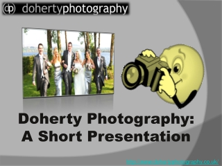 Doherty Photography Offers High Quality Services To wedding