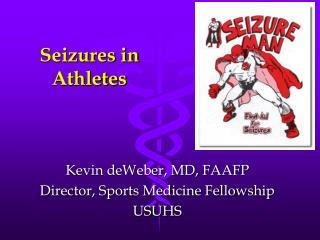 seizures in athletes