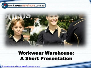 The search for polo shirts online ends at Workwear House
