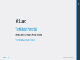 The Mediation Partnership Ireland