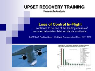 upset recovery training research analysis