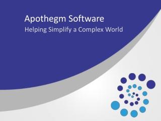 Apothegm Software