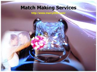 matchmaking services