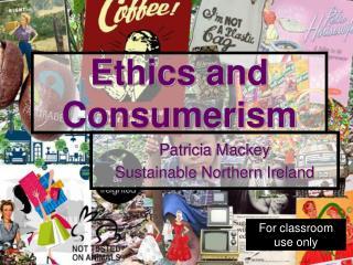 Ethics and Consumerism