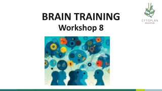 study skills workshop memory techniques how to train your brain