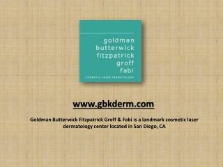 Dermatologist San Diego