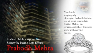 New Gembel Diamonds By Prabodh Mehta At New Year