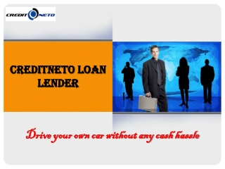 How to get a car loan finance