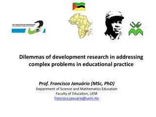 Dilemmas of development research in addressing complex problems in educational practice