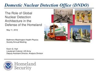 Domestic Nuclear Detection Office DNDO